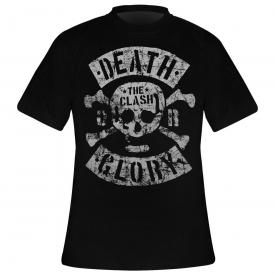 T-Shirt Homme THE CLASH - Death Or Glory