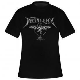 T-Shirt Homme METALLICA - Biker