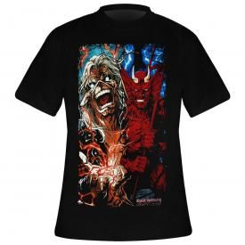 T-Shirt Homme IRON MAIDEN - Legacy Of The Beast Duality