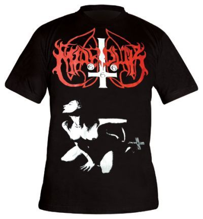 Image de T-Shirt Mec MARDUK - Fuck Me