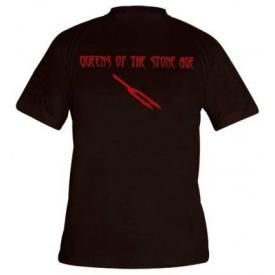 T-Shirt QUEENS OF THE STONE AGE - Fork