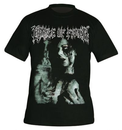 pics photos cradle of filth t shirt preaching to the perverted. Black Bedroom Furniture Sets. Home Design Ideas