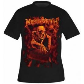 T-Shirt Mec MEGADETH - Peace Sells