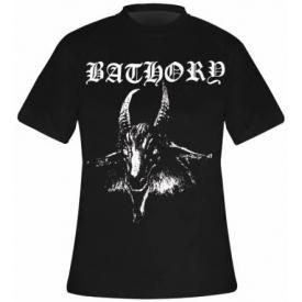 T-Shirt Mec BATHORY - Goat
