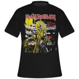 T-Shirt Mec IRON MAIDEN - Killers