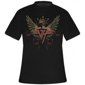 T-Shirt VAN HALEN - Wings