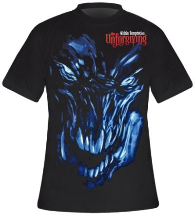 Image de T-Shirt Mec WITHIN TEMPTATION - Beast