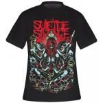 T-Shirt Mec SUICIDE SILENCE - Tribal