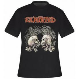 T-Shirt Mec THE EXPLOITED - Fuck The System