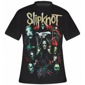 T-Shirt Mec SLIPKNOT - Come Play Dying