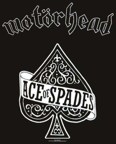 Motorhead Ace Of Spades Tattoo Temporary 2 99 Quantity Size