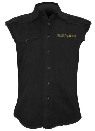 Of Chemise Gogo Iron The A Rock Maiden Dark Fear Homme uTc5l13FKJ
