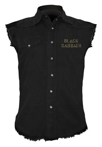 Tour SABBATH Chemise Gogo US Homme BLACK A Rock 78 wfwFIqAcE