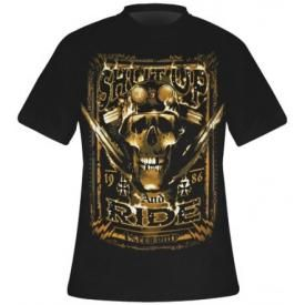 T-Shirt Mec TATTOO WEAR - One Percenters Only