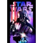 Poster STAR WARS - Lightsabers