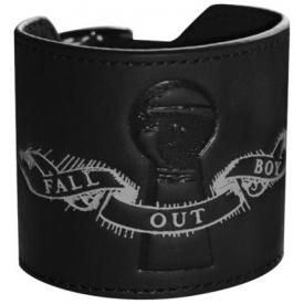 Bracelet Cuir FALL OUT BOY - Keys