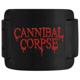 Bracelet de Force CANNIBAL CORPSE - Logo