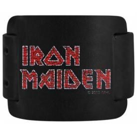 Bracelet de Force IRON MAIDEN - Vintage Logo