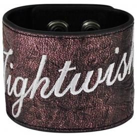 Bracelet Cuir NIGHTWISH - Copper Logo