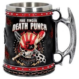 Chope 3D FIVE FINGER DEATH PUNCH - Knuckle