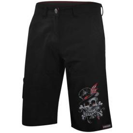 Short Cargo DARKSIDE - Voodoo Skull