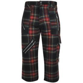 Short Mixte TIGER OF LONDON - Tartan Original