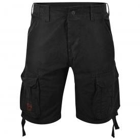Short Cargo SURPLUS - Airborne Vintage Black