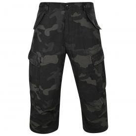 Short Cargo SURPLUS - 3/4 Engineer Camo