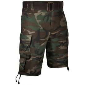 Short Cargo SURPLUS - Division Camo