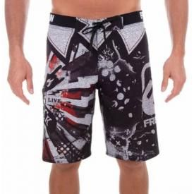 Short de Bain FREEGUN - Rock Forever