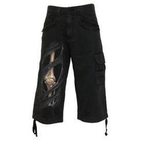 Short Cargo Spiral DARK WEAR - Bone Rips