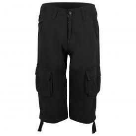 Pantacourt Cargo Homme SURPLUS   Trooper Legend 3/4 Black
