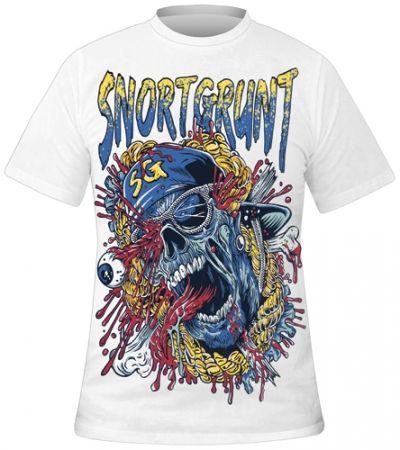 Image de T-Shirt Mec SNORT GRUNT - Gore Cop