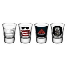 Set de 4 Verres TERMINATOR - Judgement Day