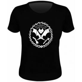 Tee Shirt Femme ALTERNATIVE TENTACLES - Logo