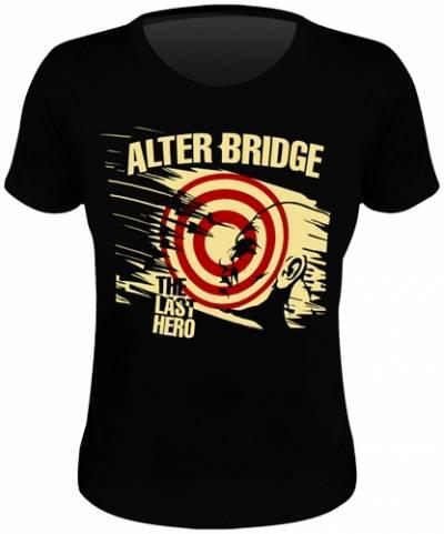 Image de Tee Shirt Femme ALTER BRIDGE - The Last Hero