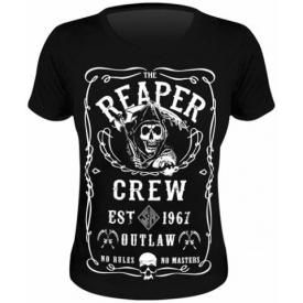 Tee Shirt Femme SONS OF ANARCHY - Jack Reaper