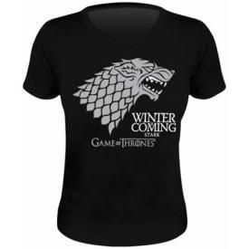Tee Shirt Femme GAME OF THRONES - Stark