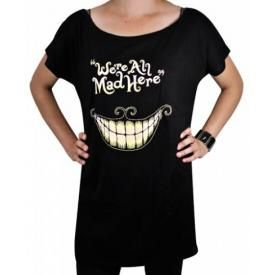 Tunique ALICE IN WONDERLAND - Mad Mouth