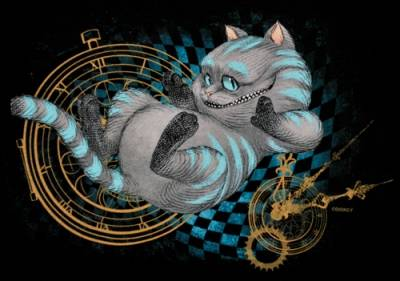 Tee Shirt Femme Alice In Wonderland About Time Rock A Gogo