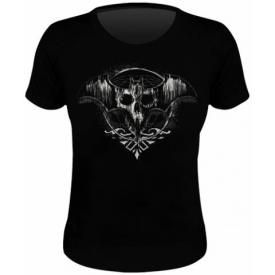 Tee Shirt Femme BATMAN - Death Head