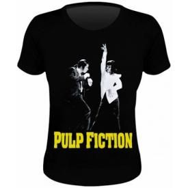 Tee Shirt Femme PULP FICTION - Mia & Vincent Dance