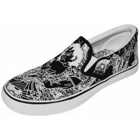 Chaussures MIAMI INK - Samourai Tattoo