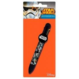 Stylo STAR WARS - Blocks Multicolore
