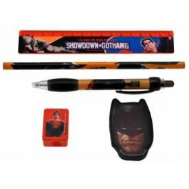 Set BATMAN V SUPERMAN - Stationery Set
