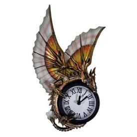 Horloge STEAMPUNK - Clockwork Dragon