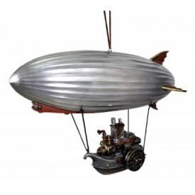Suspension STEAMPUNK - The Marvellous Steam Ship Zeppelin