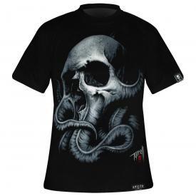 4815f76fc1a1e La Boutique de T-Shirts Avec des Têtes de Mort - Rock A Gogo