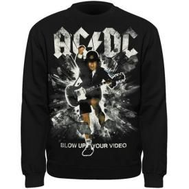 Sweat AC/DC - Blow Up Your Video