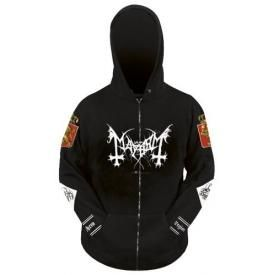 Sweat Zippé MAYHEM - Legion Norge
